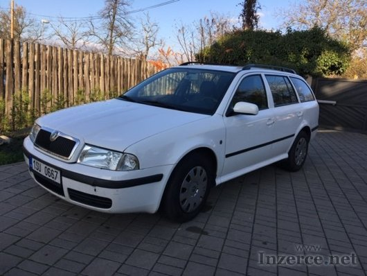 Škoda Octavia combi Tour, 1,9TDI, ČR