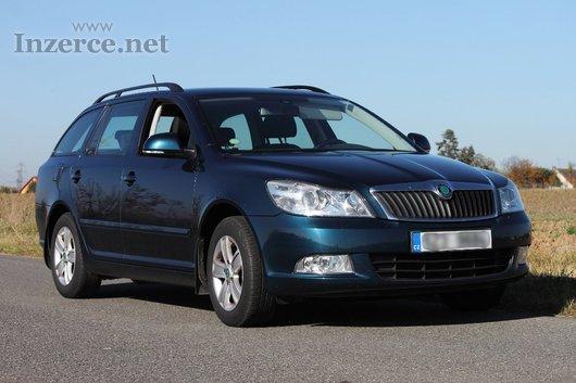 Škoda Octavia II Combi 1.6TDi