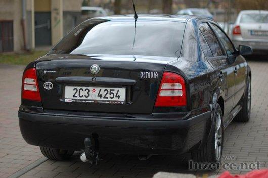 Škoda Octavia r.v. 2004