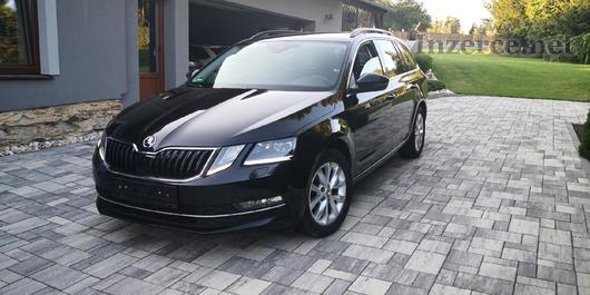 Škoda Octavia Style, 2.0TDi, 110kW, DSG, TOP!!!