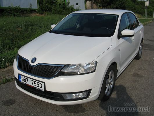 Škoda Rapid 1,2 TSi
