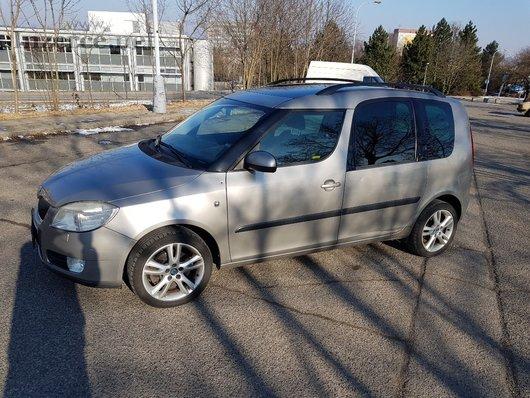 """Škoda Roomster 1,4TDI/PD """"Sport"""""""