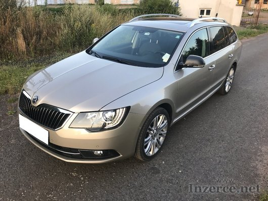 Škoda Superb 2.0TDI 125kW 4x4