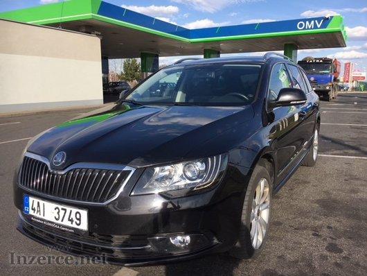 Škoda Superb Combi II TDI 4x4 125kW