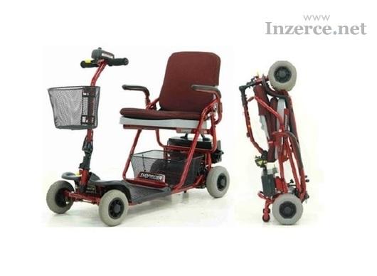 Skútr pro invalidy Shoprider Sunny