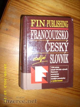 Slovník Francouzsko český studijní