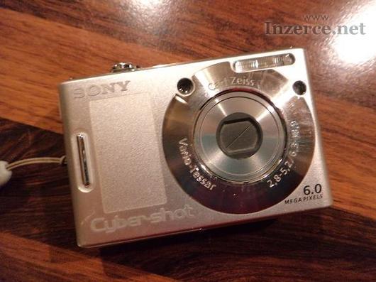 Sony Cyber Shot DCS - W30