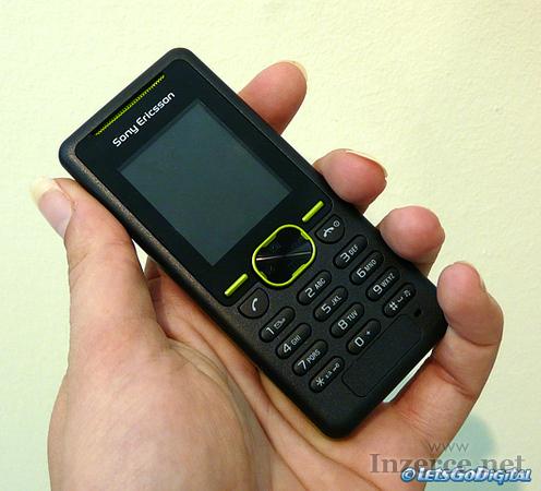 Sony Ericsson K330 nový telefon