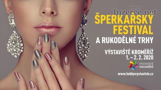 Šperkařský festival a rukodělné trhy