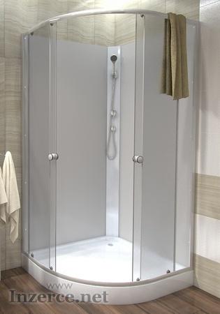 Sprchový Box BIANCA 90x90 (nepoužitý-nesestavený)