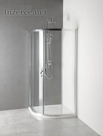 Sprchový kout Agata čiré sklo