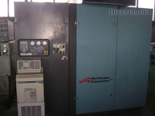 Šroubový kompresor ROLLAIR 125