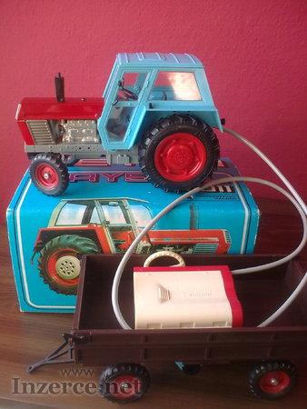 Staré hračky