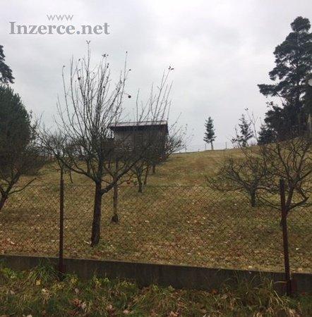 Stavební pozemek Krhová