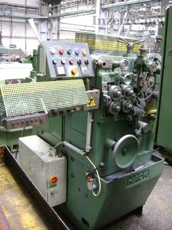 Stroje na výrobu pružin