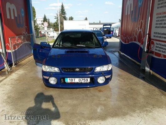 Subaru Impreza GT WRX
