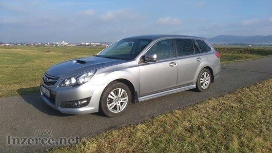 Subaru Legacy Sport, nový motor+DPF