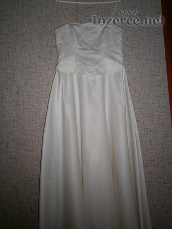 Svatební šaty vel. L