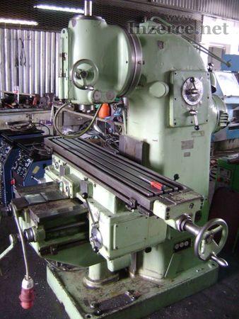Svislá frézka FA 3V