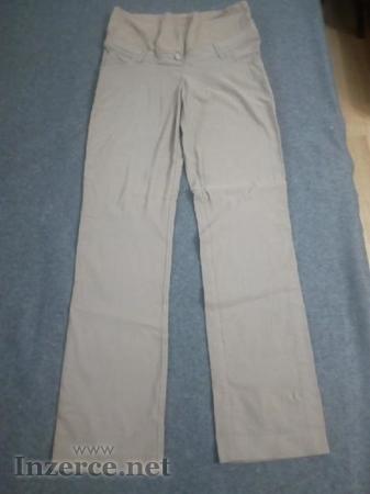 Těhotenské kalhoty a halenka