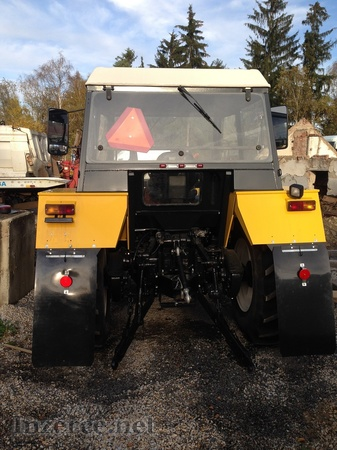 Traktor Agrozet Zetor 7245