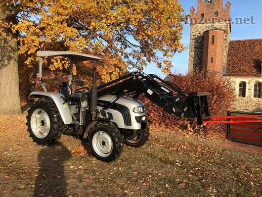 Traktor Eurotrac Foton F/40 22ERT + kompletní čeln
