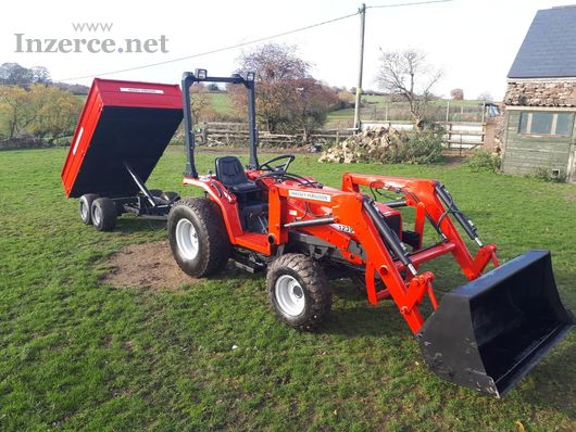 Traktor Massey Ferguson 1234MF5