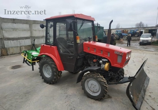 Traktor MTZ 320O.4 TXZ4