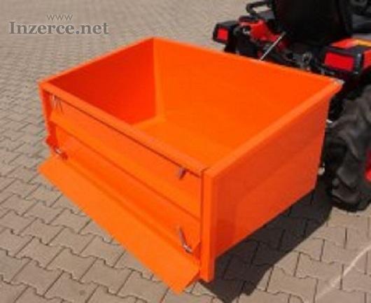 Transportní box k malotraktoru