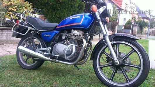 Veterán Kawasaki Z 440 / 82