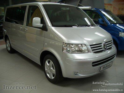 Volkswagen Multivan 2,5TDi