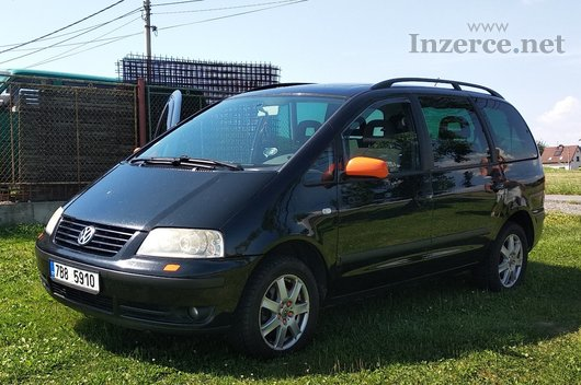Volkswagen Sharan 4x4 1.9 TDi 85kW
