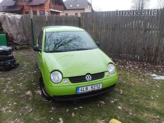 VW Lupo 1.0 zimni+letní p. hliníky