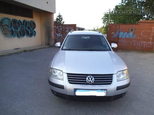 VW Pasasat Variant 1,9 TDI
