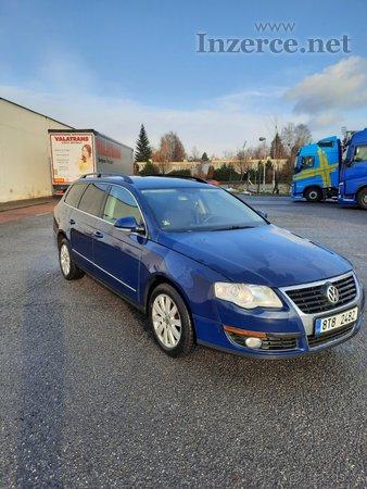 VW PASSAT B6-2.0TDI-103kw-2006 -