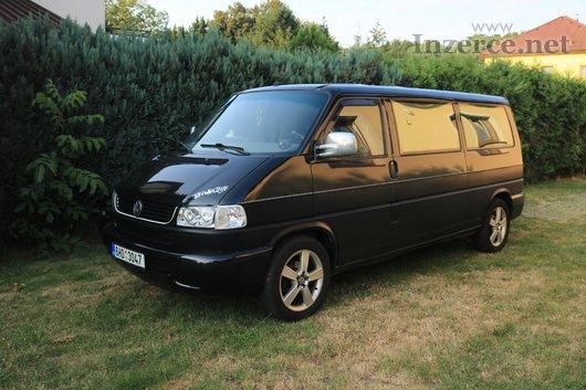 VW T4 2001 caravelle Long, TOP