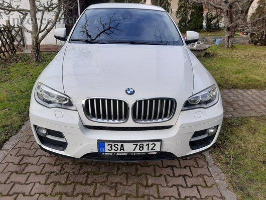 X6 / ČR/ 1maj./ 2013/ 64tis.km/ TOP STAV