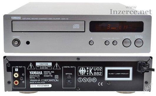 Yamaha CDX-10 černá barva