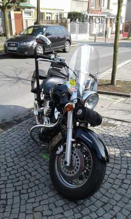 Yamaha Dragstar 1100 clasic