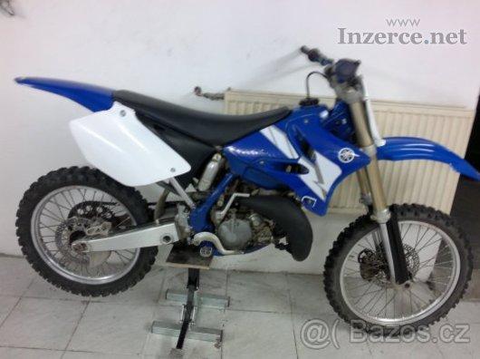 Yamaha YZ 125 04 velmi pěkná,možnost splátek