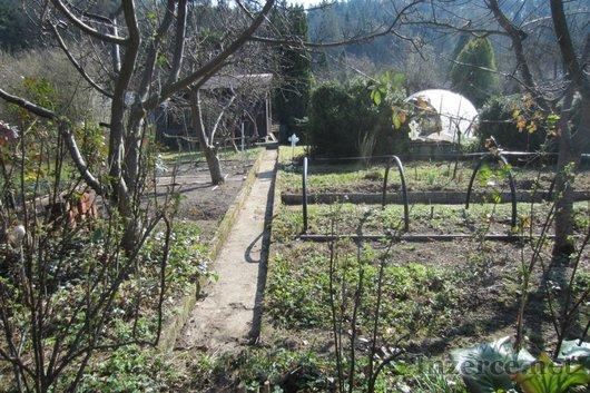 Zahrada v horních Drahovicích