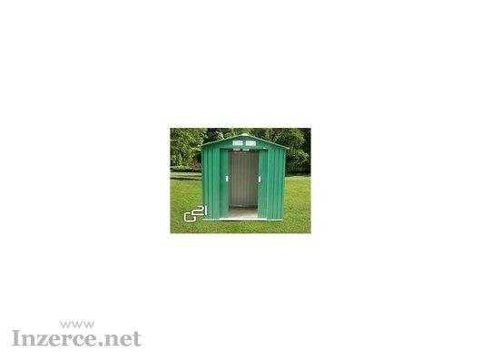 Zahradní domek zelený