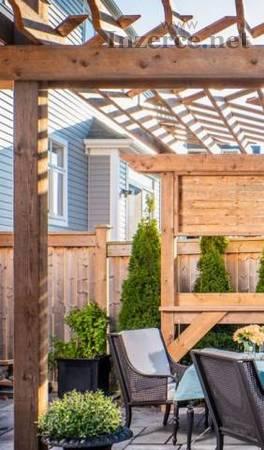 Zahradní stavby na klíč