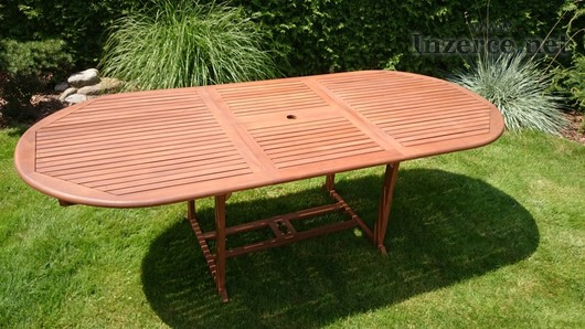 Zahradní stůl Eukalyptus