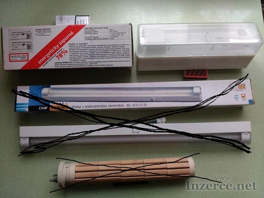Zářivka ke kuchyňské lince - univerzální