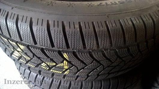 Zimní pneu 235/65 R17 Dunlop