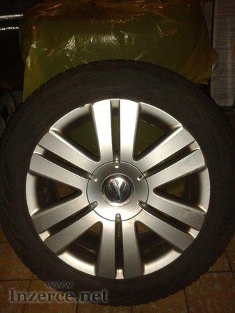 Zimní pneu na disku