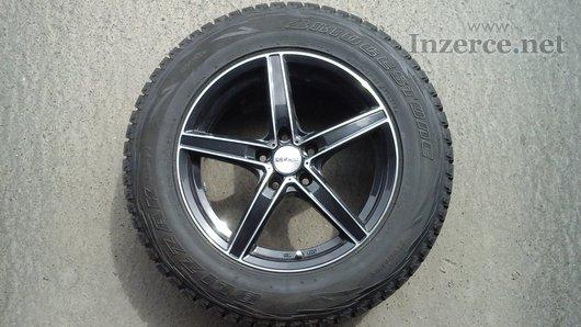 Zimní pneu s disky, vyhodne prodam