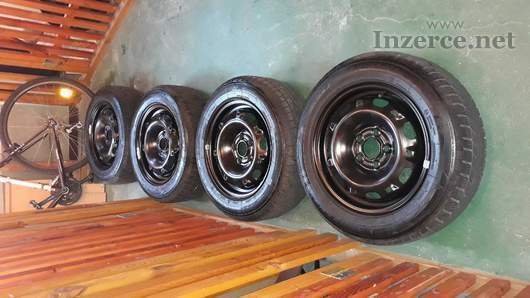 Zimní pneu Škoda Fabia