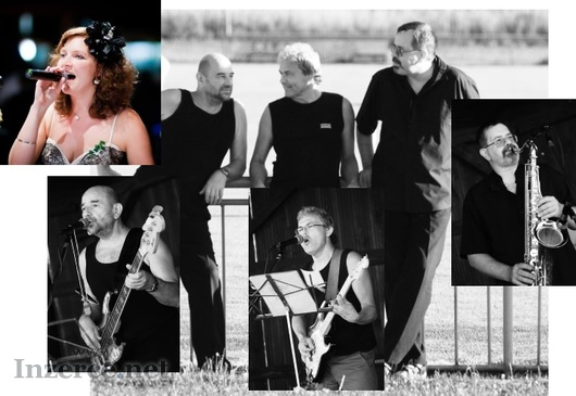 Živá hudba na zábavu, ples, oslavu, svatbu